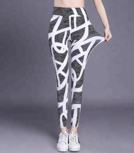 Custom Printed Gym Leggings Manufacturers USA
