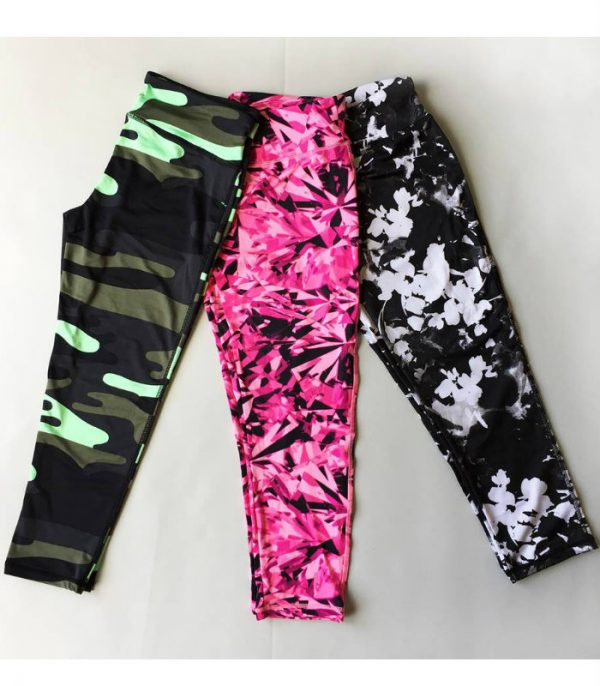 Custom Printed Women Leggings Manufacturer USA