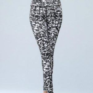 Custom Sublimation Printed Fitness Leggings Manufacturers USA
