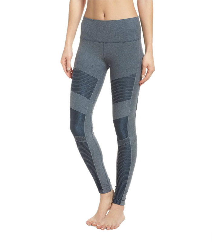 High Waist Flatlock Seamless Leggings Manufacturers USA