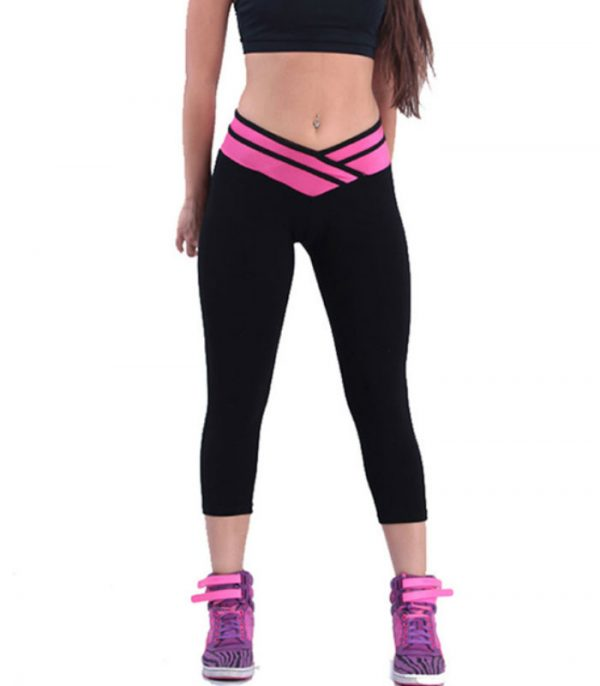 High Waist Sport Capri Manufacturers USA