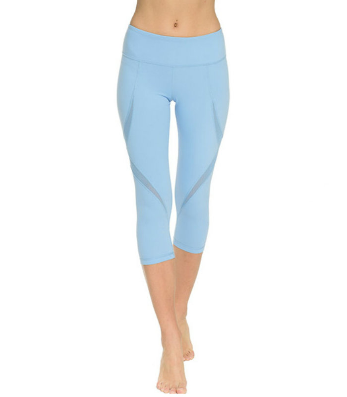 High Waist Stretchable Capri Manufacturers USA