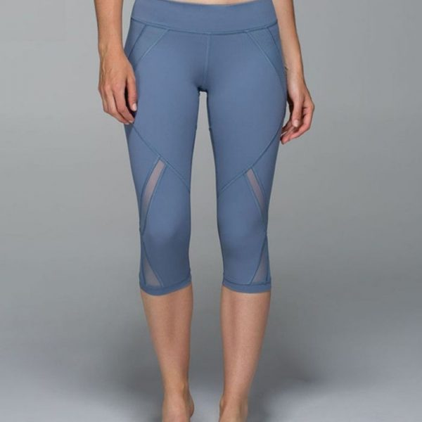 Mesh Patterned Capri Manufacturer