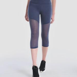 wholesale mesh yoga capri manufacturer