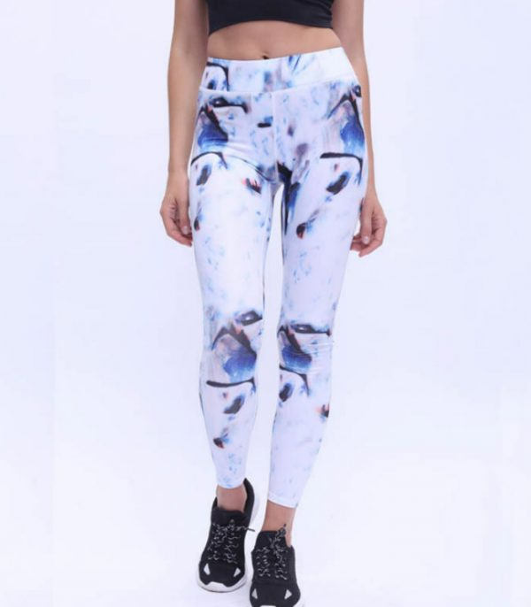 Pattern Printed High Waist Leggings Manufacturer USA