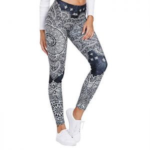 Quick Dry Printed Leggings Manufacturer USA