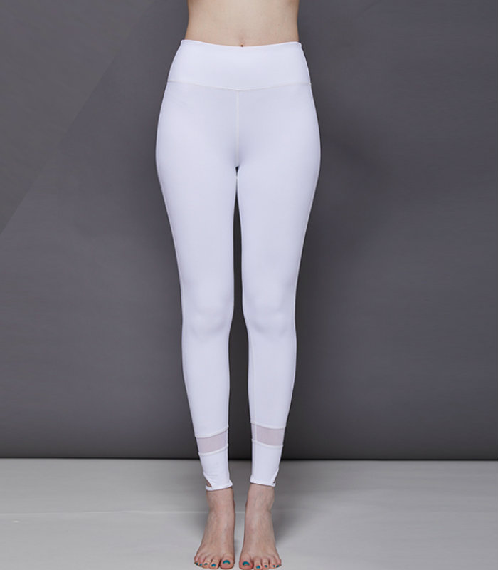Solid Colors Exercise Leggings Manufacturers USA