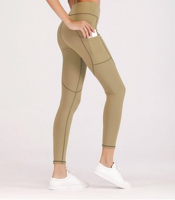 Solid Colors Sports Leggings Manufacturer USA