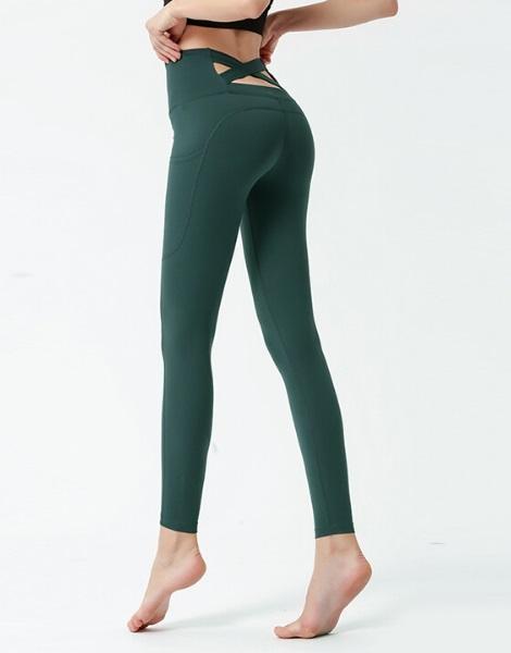 custom high waist skinny leggings