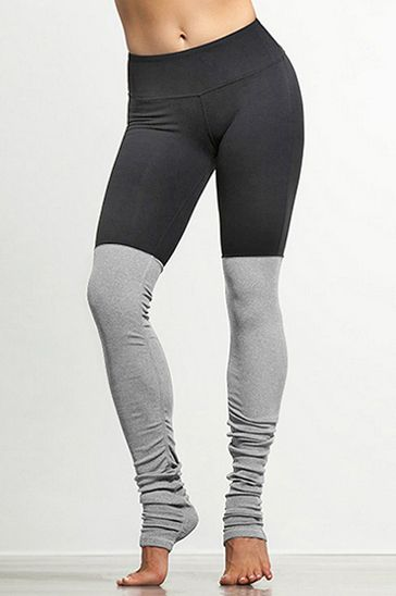 high waisted seamless gym leggings