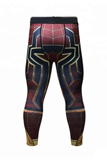 custom printed leggings mens