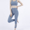 Custom Women Elastic Band Gym Yoga Leggings