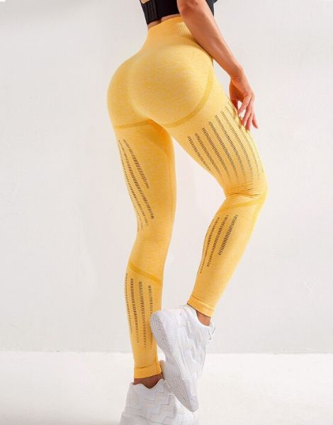bulk quick-drying knitted seamless breathable leggings