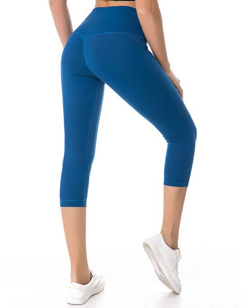 bulk skinny stretch high elastic capri