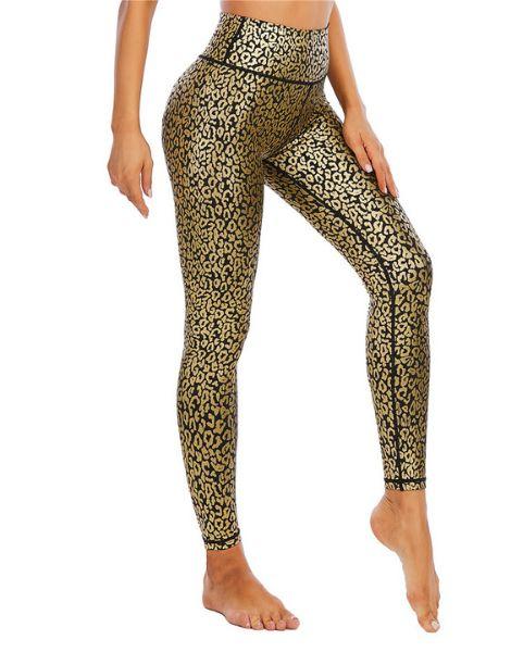 bulk high waist printed leggings
