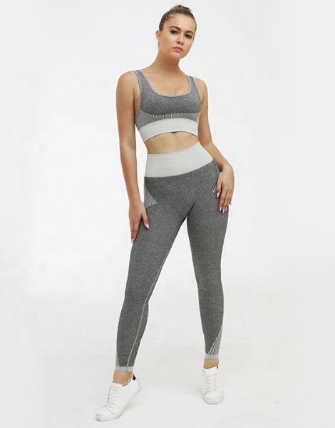 bulk women seamless sports wear yoga leggings