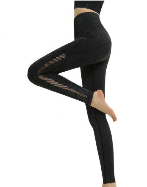 custom high waisted gym yoga wear seamless leggings