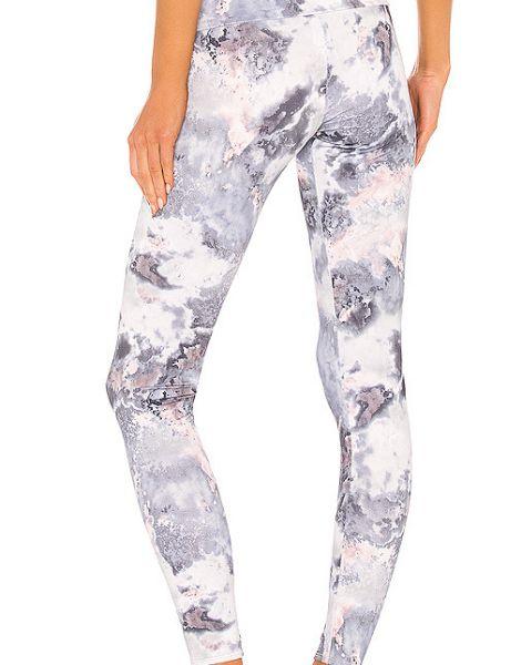 custom high waisted printed leggings for women