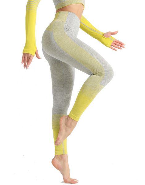bulk high waisted seamless leggings for women