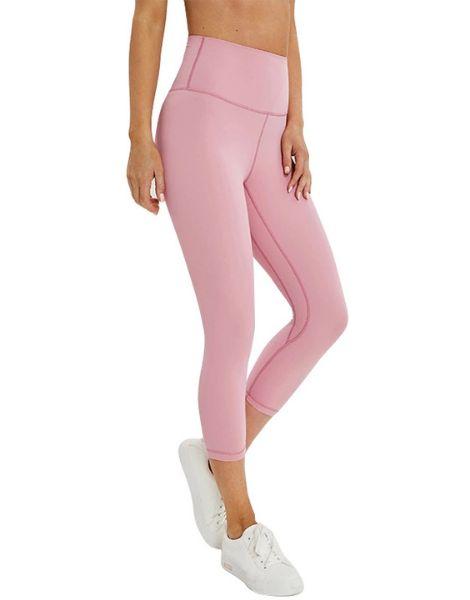 custom high rise quick dry spandex capri leggings manufacturers