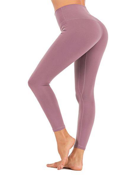 bulk tummy control breathable nylon seamless leggings