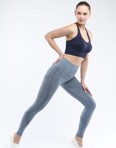 bulk stretchy breathable women seamless leggings